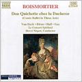 Boismortier: Don Quichotte chez la Duchesse
