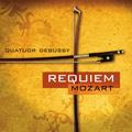 Mozart Requiem K.626 (for String Quartet) (8/2008) / Quatuor Debussy