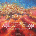 A.Pitts: Alpha and Omega -The Peace of Jerusalem, Sanctus and Benedictus,  A Thousand Years, etc (6/2007) / Antony Pitts(cond), Tonus Peregrinus