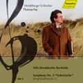 Mendelssohn: Symphonies Vol.5; Symphony No.3, String Symphony No.11 / Thomas Fey, Heidelberg Symphony Orchestra