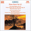 Grieg: Piano Works, Vol.12