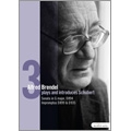 Alfred Brendel Plays and Introduces Schubert Vol.3 - Piano Sonata No.18 D.894, Impromptus D.899, D.935