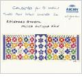 Concertos for 4 Violins -Torelli/Mossi/Valentini/Locatelli/L.Leo :Reinhard Goebel(cond)/Musica Antiqua Koln