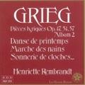 Grieg: Pieces Lyriques Vol.2 / Henriette Rembrandt