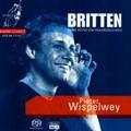 ブリテン: 無伴奏チェロ組曲全集 / ピーター・ウィスペルウェイ