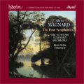 A.Magnard : Symphonies No.1-No.4 / Jean-Yves Ossonce(cond), BBC Scottish Symphony Orchestra