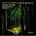Hahn, Vierne: Piano Quintets / Coombs, Chilingirian Quartet