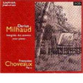 COMP WORKS FOR PIANO SOLO:MILHAUD