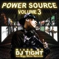 POWER SOURCE vol.3  mixed by DJ T!GHT [CD+DVD]