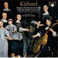 A.Kuhnel : Viola da Gamba Sonatas & Partitas / Freek Borstlap(gamb), Spirit of Gambo