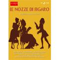 Mozart: Le Nozze di Figaro / Nino Sanzogno, Milan RAI Symphony Orchestra & Chorus, etc