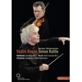 Beethoven: Symphony No.7 Op.92; Bruch: Violin Concerto No.1 Op.26; Stravinsky: Symphony in Three Movements / Simon Rattle, BPO, Vadim Repin