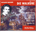 Wagner: Die Walkure (9/27/1957) / Rudolf Kempe(cond), CGRO & Chorus, Ramon Vinay(T), Georgine von Milinkovic(Ms), etc