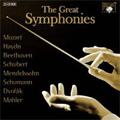 The Great Symphonies -Haydn/Mozart/Beethoven/etc
