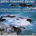 Maxwell Davies: Sinfonia; Sinfonia Concertante