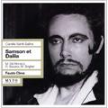 Saint-Saens: Samson et Dalila (4/12/1958) / Fausto Cleva(cond), Metropolitan Opera Orchestra & Chorus, Mario del Monaco(T), Rise Stevens(Ms), etc