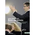 J.S.Bach: Motets and Sinfonias / Hans-Christoph Rademann, RIAS Kammerchor, Akademie fur Alte Musik Berlin
