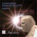 Simoni:Requiem (in Memoriam John Paul II)/Magnificat:Romeo Rimbu(cond)/Targu-Mures Philharmonic Orchestra and Choi/etc