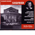 Wagner: Siegfried (1957) / Hans Knappertsbusch(cond), Bayreuth Festival Orchestra & Chorus, Bernd Aldenhoff(T), etc