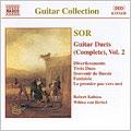 Sor: Complete Guitar Duets, Volume 2