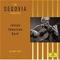 The Segovia Collection Vol.4 / J.S.Bach / Arrangements Made By Andres Segovia
