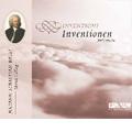 J.S.Bach: Inventions BWV.772-BWV.801 / Martin Galling
