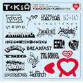 """TOMODACHI IJO KOIBITO MIMAN TV IKA Less Than TV""""LOVE SONG Compilation"""""""