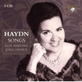 Haydn: Songs -O Tuneful Voice, The Mermaid's Song, Recollection, A Pastoral Song, etc / Elly Ameling(S), Jorg Demus(p)