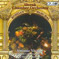 Vivaldi: 6 Concertos for Flute, String Orchestra & Continuo / Jiri Stivin, Bohdan Warchal, Slovak Chamber Orchestra