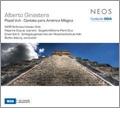 Ginastera: Popol Vuh, Cantata para America Magica / Stefan Asbury, WDR Sinfonieorchester Koln, etc