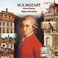 旅のモーツァルト~ピアノ作品集