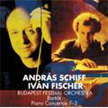 Bartok: Piano Concertos No.1-3 / Andras Schiff(p), Ivan Fischer(cond), Budapest Festival Orchestra