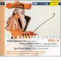 Les Ballets Russes Vol.4 - Tchaikovsky: Swan Lake Op.20 Highlight; Stravinsky: The Nightingale, et CD