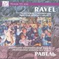 Ravel: Piano Concertos, Valse Noble et Sentimentales, etc / Polina Fedotova, Vladislav Tchernushenko, St.Petersburg State Capella SO