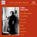Nellie Melba: Complete Gramophone Company Recordings Vol.2