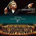 モーツァルト: ピアノ協奏曲第21番 KV.467; チャイコフスキー: 交響曲第5番 Op.64 / ダン・エッティンガー(指揮&ピアノ), 東京フィルハーモニー交響楽団<タワーレコード限定>