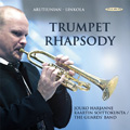 Trumpet Rhapsody - A.Arutiunian: Trumpet Concerto; J.Linkola: Trumpet Concerto No.2, etc / Jouko Harjanne, Elias Seppala, The Guards' Band, etc