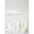 Handel: Commemoration Concert / Howard Arman, English Concert, Handelfestspielorchester Halle, etc