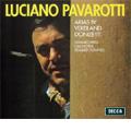 Opera Arias: Verdi, Donizetti /  Luciano Pavarotti(T)