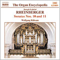 Rheinberger: Works for Organ Vol.4