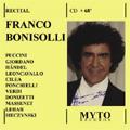 Franco Bonisolli Recital - Puccini, Giordano, Handel, Verdi, Donizetti, etc