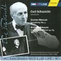 Schuricht Edition:Mahler:Symphony No.3/R.Strauss:Eine Alpensymphonie:C.Schuricht