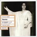 Bellini: Norma (1/4/1958) / Gabriele Santini(cond), Rome Opera House Orchestra, Anita Cerquetti(S), Franco Corelli(T), etc