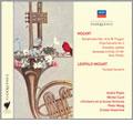 "Mozart: Symphony No.38 ""Prague"", Flute Concerto No.2 K.314; L.Mozart: Trumpet Concerto, etc / Ernest Ansermet, SRO, etc"