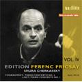 Tchaikovsky: Piano Concerto No.2 (Ziloti's Shortened Version) (1/16-17/1951); Liszt: Piano Concerto No.1 (2/2/1952) / Shura Cherkassky(p), Ferenc Fricsay(cond), RIAS Symphony Orchestra