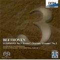 ベートーヴェン: 交響曲第3番「英雄」 (9/27-28/2006/NHKホール), 序曲「レオノーレ」第3番 (10/9-10/2004/サントリーホール)  / ウラディーミル・アシュケナージ指揮, NHK交響楽団