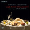 French Delights -P.Sancan, C-M.Widor, Roussel, etc  / Sharon Bezaly(fl), Love Derwinger(p), Barbara Hendricks(S)