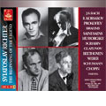 THE BEGINNING OF THE LEGEND:J.S.BACH/R.KORSAKOV/PROKOFIEV/ETC:SVIATOSLAV RICHTER(p) (1948/1954)