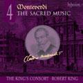 Monteverdi: The Sacred Music, Vol.4