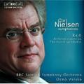 Nielsen : Symphonies nos 3 & 4 / Vanska, BBC Scottish SO